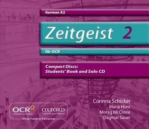 Zeitgeist 2: Fur OCR A2 Audio CDs