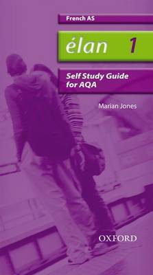 Elan: 1: AS AQA Self-study Guide with CD-ROM