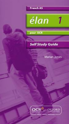 Elan 1: Pour OCR AS Self-study Guide with CD-ROM