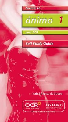 Animo 1: Para OCR AS Self-study Guide with CD-ROM