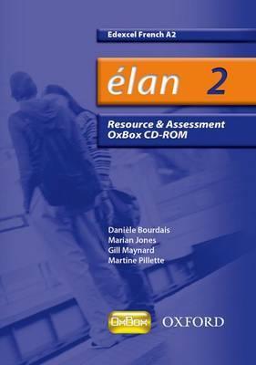 Elan: 2: A2 Edexcel Resource & Assessment Oxbox CD-ROM
