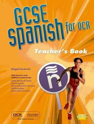 GCSE Spanish for OCR Teacher Resource Book (including e-copymasters)