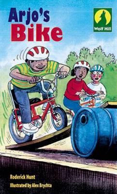 Wolf Hill: Level 2: Arjo's Bike