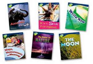 Oxford Reading Tree: Level 14: Treetops Non-Fiction: Pack (6 Books, 1 of Each Title)