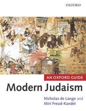 Modern Judaism: An Oxford Guide