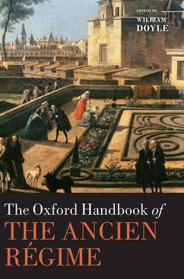 The Oxford Handbook of the Ancient Regime