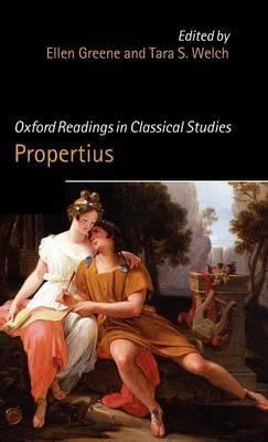 Oxford Readings in Propertius