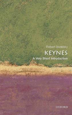Keynes: A Very Short Introduction
