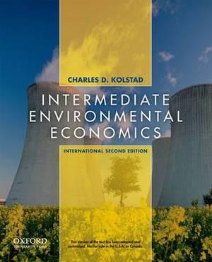 Intermediate Environmental Economics