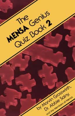 The Mensa Genius Quiz Book 2: Bk. 2