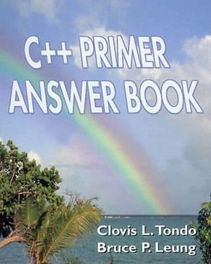 C++ Primer Answer Book