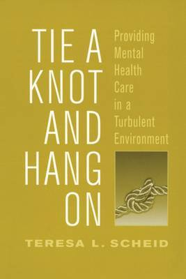 Tie a Knot and Hang on: Providing Mental Health Care in a Turbulent Environment