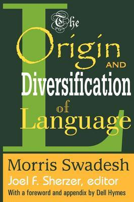 The Origin and Diversification of Language