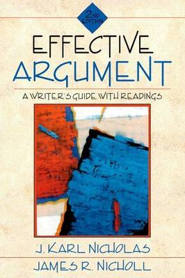 Effective Argument: A Writer's Guide with Readings