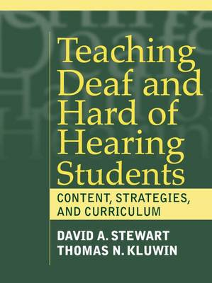 Teaching Children Who are Deaf or Hard of Hearing
