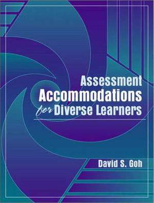 Assessment Accommodations for Diverse Learners