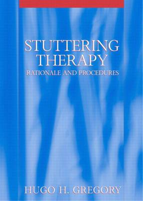 Stuttering Therapy: Rationale and Procedures
