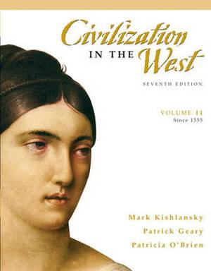 Civilization in the West: v. 2: (since 1555)