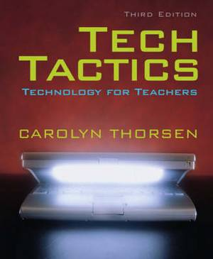 Techtactics: Technology for Teachers