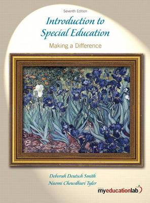 Introduction to Special Education: Making A Difference: United States Edition