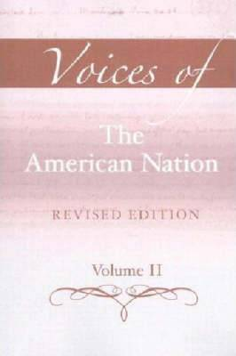 Voices of the American Nation: v. 2