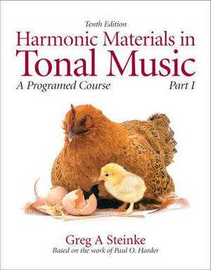 Harmonic Materials in Tonal Music: A Programmed Course: Pt. 1