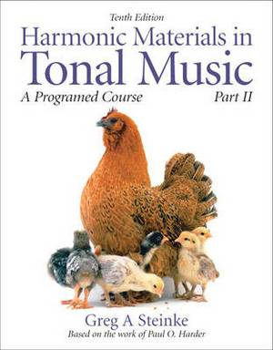 Harmonic Materials in Tonal Music: A Programmed Course: Pt. 2