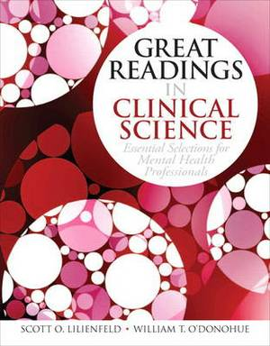 Great Readings in Clinical Science: Essential Selections for Mental Health Professionals