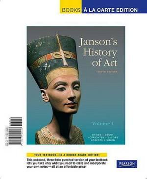 Janson's History of Art, Volume 1