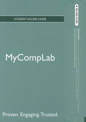NEW MyCompLab - Standalone Access Card