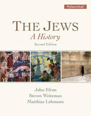 The Jews: A History Plus MySearchLab with Etext -- Access Card Package