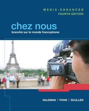Chez Nous: Branche Sur Le Monde Francophone, Media-enhanced Version