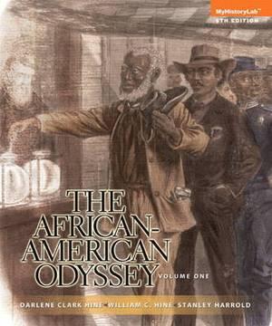 The African-American Odyssey, Volume 1: Volume 1