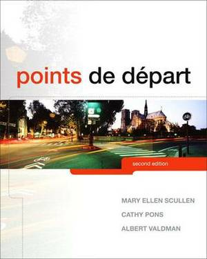 Points de D part Plus Mylab French with Pearson Etext Multi Semester -- Access Card Package