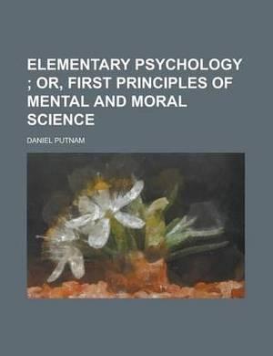 Elementary Psychology