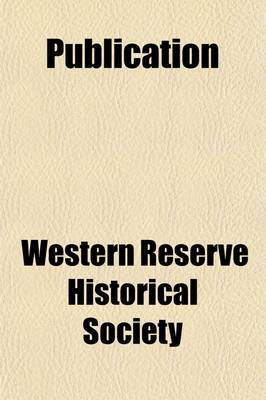 Publication (Volume 99)