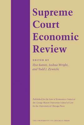 Supreme Court Economic Review: v.21