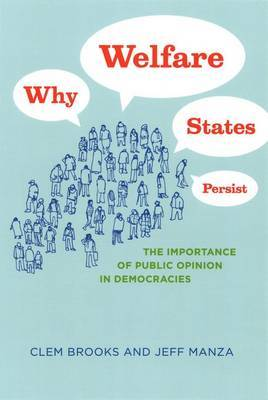 Why Welfare States Persist: The Importance of Public Opinion in Democracies