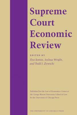 The Supreme Court Economic Review: v. 7