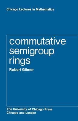 Commutative Semi-group Rings