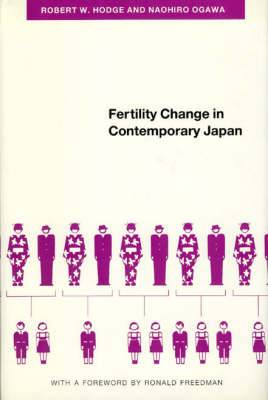 Fertility Change in Contemporary Japan