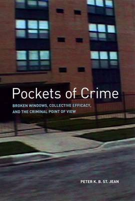 Pockets of Crime: Broken Windows, Collective Efficacy and the Criminal Point of View