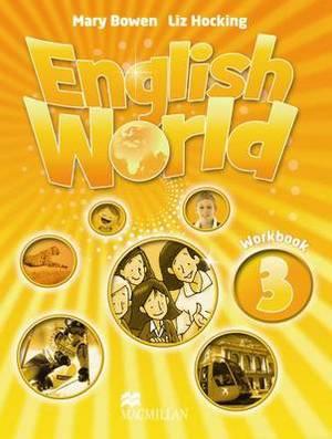 English World 3 Work Book