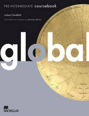 Global - Coursebook - Pre Intermediate - CEF A2 / B1