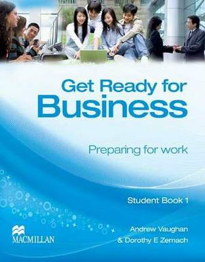 Get Ready for Business 1 Student's Book A2 Elementary