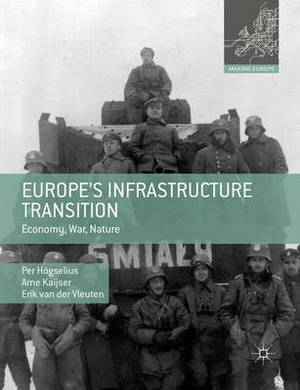 Europe's Infrastructure Transition: Economy, War, Nature: 2015