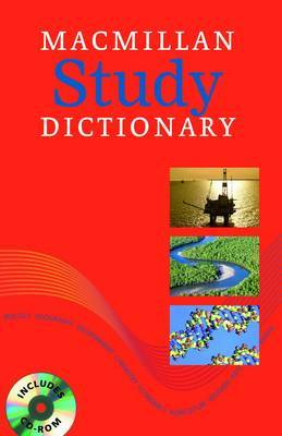 Macmillan Study Dictionary - With CD ROM