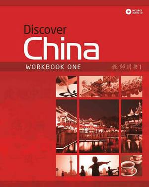 Discover China Level 1 Workbook & Audio CD Pack
