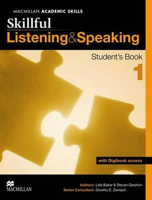 Skillful - Listening and Speaking - Level 1 Student Book + Digibook