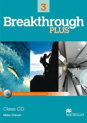 Breakthrough Plus 3 Class Audio CDs (2)